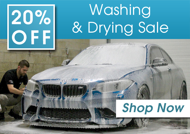 20% Off Washing & Drying Sale - Shop Now
