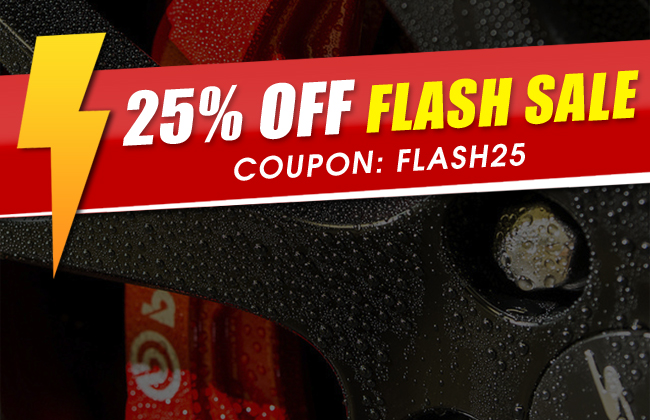 25% Off Flash - 24 Hrs Only - Coupon: Flash25
