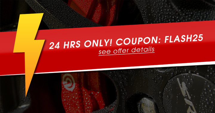 24 Hrs Only - Coupon: Flash25 - see offer details