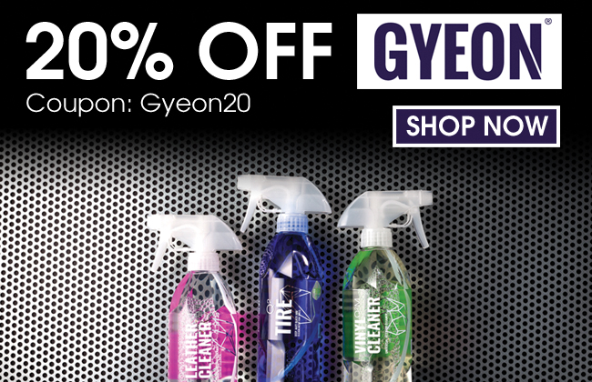 20% Off Gyeon