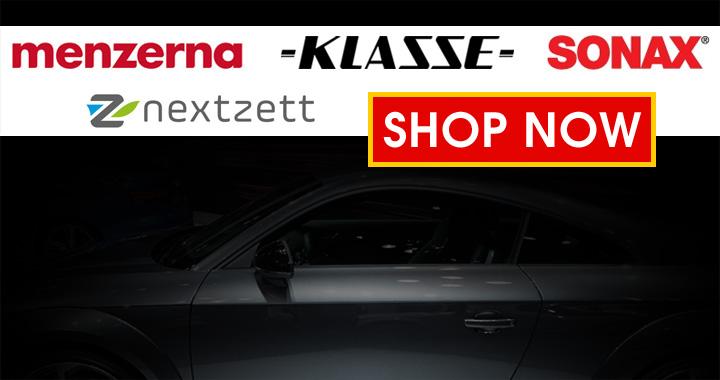 Menzerna, Klasse, Sonax, & Nextzett - Shop Now