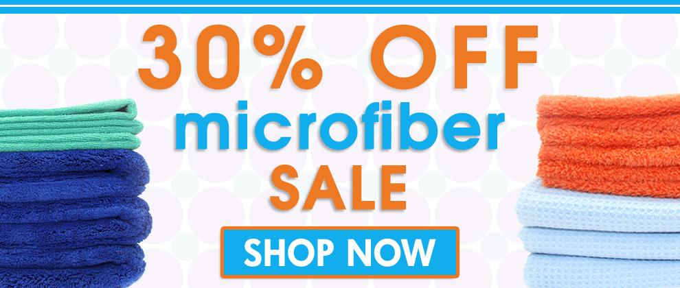 30% Off Microfiber Sale - Shop Now