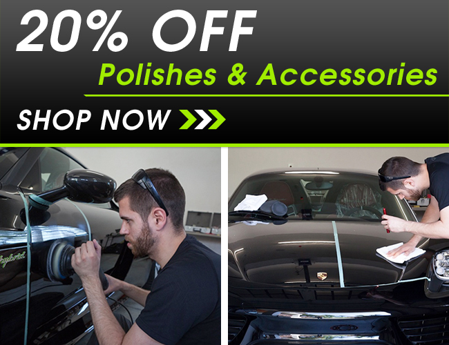20% Off Polishes & Accessories