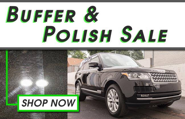 Buffer & Polish Sale