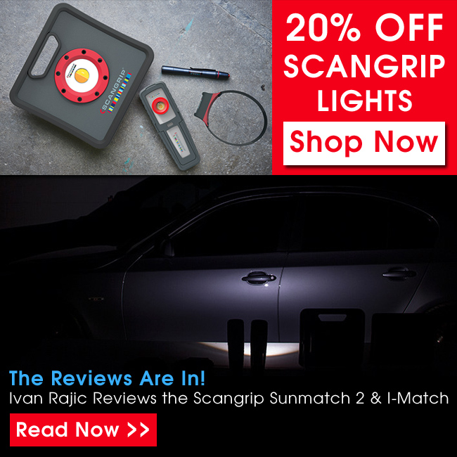 20% Off Scangrip Lights - Shop Now