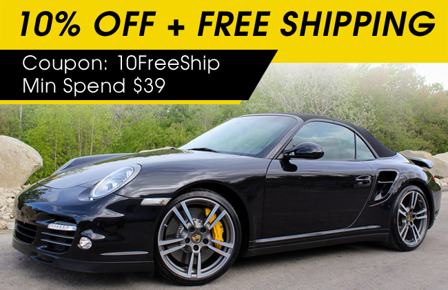 10% Off + Free Shipping - Coupon: 10FreeShip - Min Spend: $39