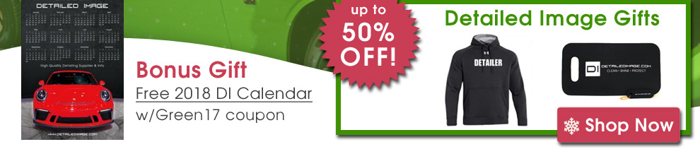 Bonus Gift - Free 2018 DI Calendar with Green17 coupon - Detailed Image Gifts Up To 50% Off - Shop Now