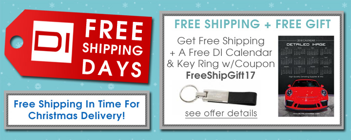 Free Shipping Days - Free Shipping + Free Gift - Get Free Shipping Plus A Free DI Calendar And Key Ring With Coupon FreeShipGift17 - Free Shipping In Time For Christmas Delivery - see offer details