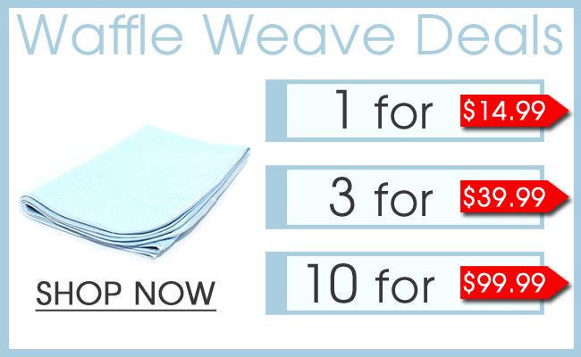 Waffle Weave Deals