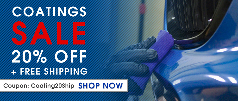 Coatings Sale: 20% Off + Free Shipping - Coupon Coating20Ship - Shop Now