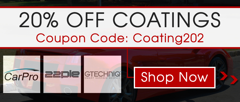 20% Off Coatings Sale - Coupon Coating202 - Shop Now