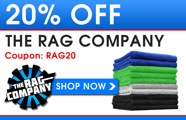 20% Off The Rag Company - Coupon Rag20 - Shop Now