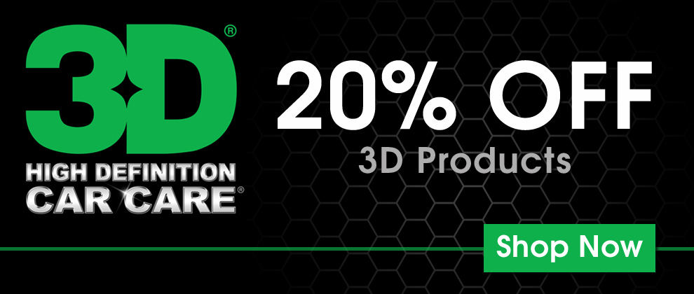 20% Off 3D Products - Shop Now