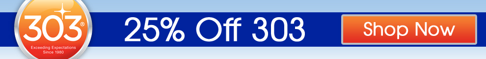 25% Off 303 - Shop Now