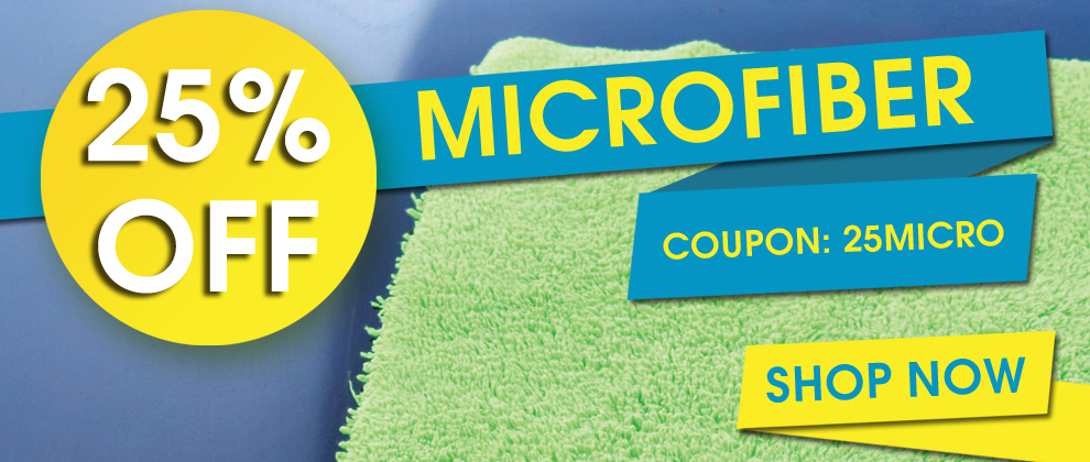 25% Off Microfiber - Coupon 25MICRO - Shop Now
