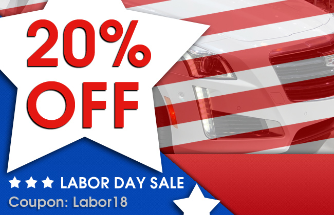 20% Off Labor Day Sale - Coupon Labor18 + One Day Sale Items - Shop Now