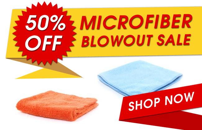 50% Off Microfiber Blowout Sale - Shop Now