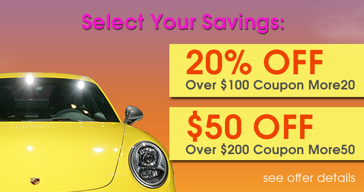 Select Your Savings - 20% Off Over $100 Coupon More20 - $50 Off Over $200 Coupon More50 - see offer details