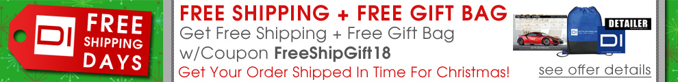 Free Shipping Days - Free Shipping + Free Gift Bag - Get Free Shipping + Free Gift Bag with Coupon FreeShipGift18 - see offer details - Get Your Order Shipped In Time For Christmas