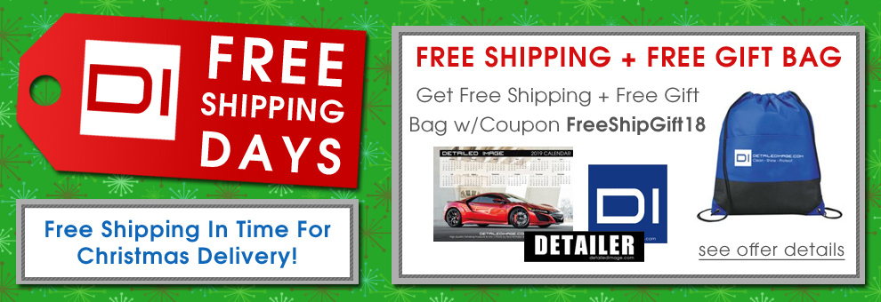 Free Shipping Days - Free Shipping + Free Gift Bag - Get Free Shipping + Free Gift Bag with Coupon FreeShipGift18 - see offer details - Free Shipping In Time For Christmas Delivery