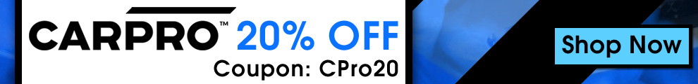 CarPro 20% Off - Coupon CPro20 - Shop Now