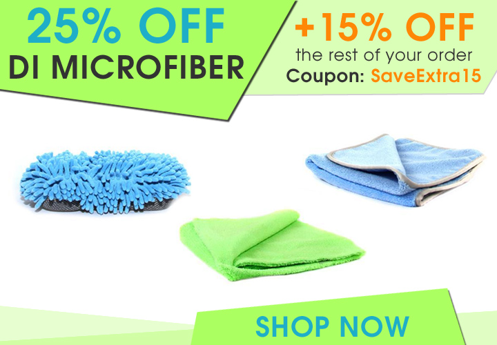 25% Off DI Microfiber + 15% Off The Rest Of Your Order Coupon SaveExtra15 - Shop Now