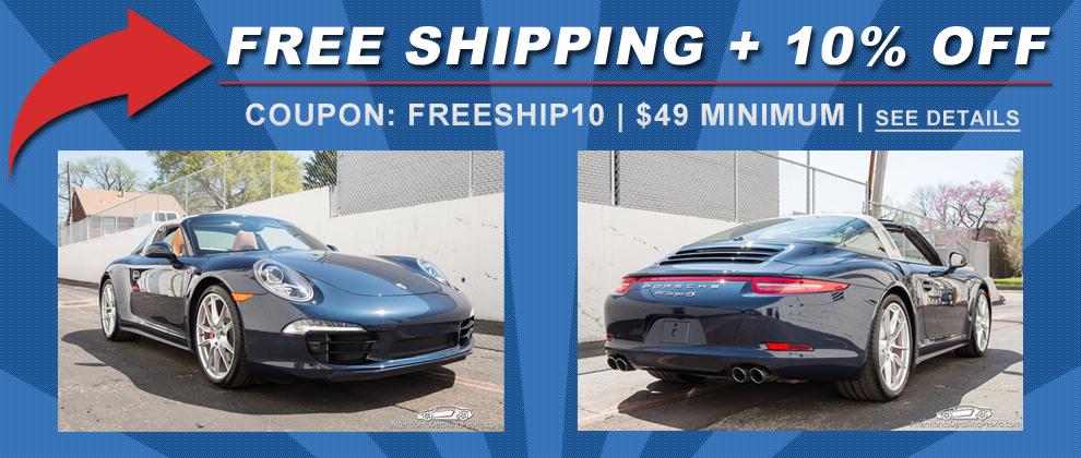 Free Shipping + 10% Off - Coupon: FreeShip10 - $49 Minimum - see details