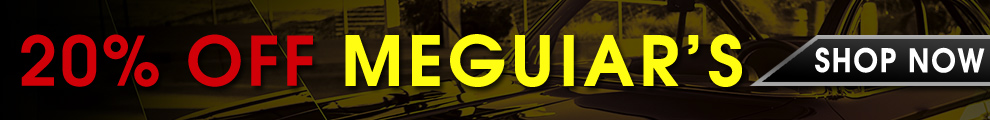 20% Off Meguiar's - Shop Now