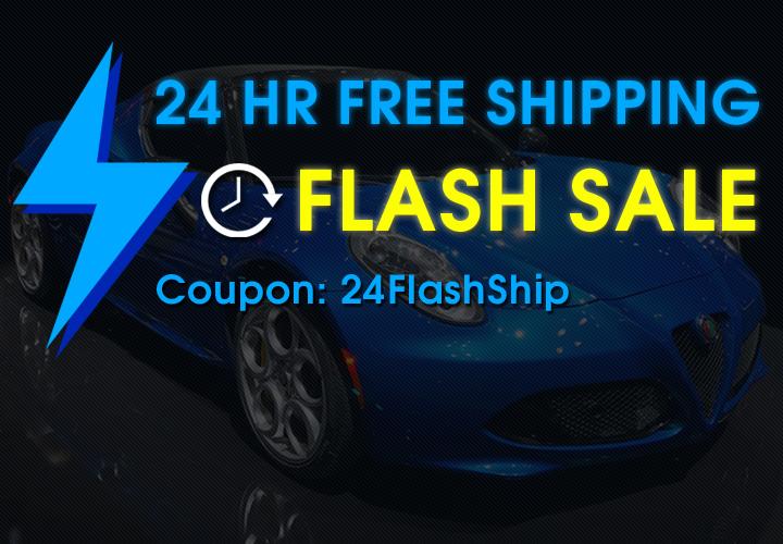 24 Hr Free Shipping Flash Sale - Coupon 24FlashShip