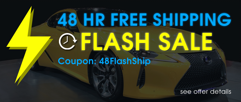 48 Hour Free Shipping Flash Sale - Coupon 48FlashShip - see offer details