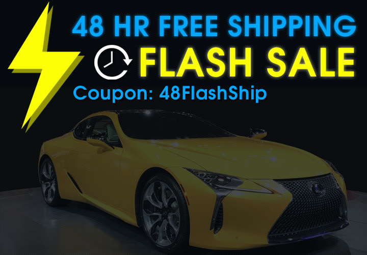 48 Hour Free Shipping Flash Sale - Coupon 48FlashShip