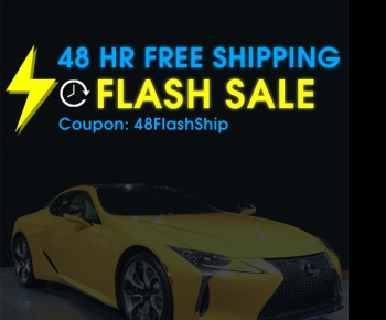 48 Hour Free Shipping Flash Sale