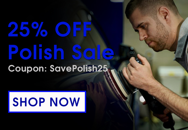 25% Off Polish Sale - Coupon SavePolish25 - Shop Now