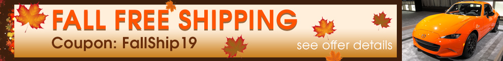 Fall Free Shipping - Coupon FallShip19 - Shop Now