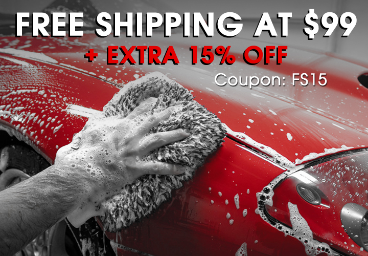 Free Shipping At $99 + Extra 15% Off - Coupon FS15