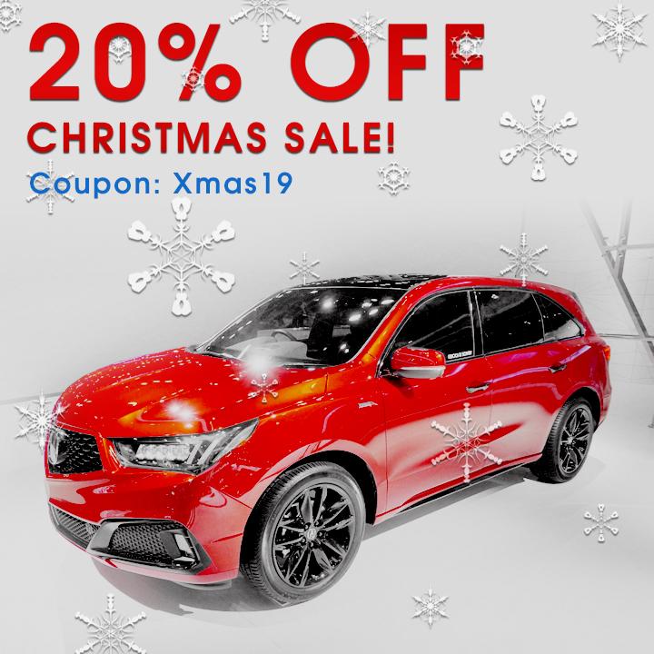 20% Off Christmas Sale - Coupon Xmas19