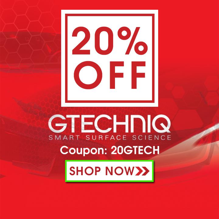20 Off Gtechniq