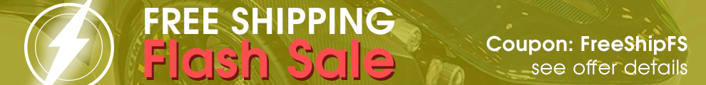 Free Shipping Flash Sale - Coupon FreeShipFS - see offer details