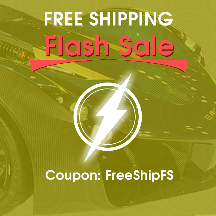 Free Shipping Flash Sale - Coupon FreeShipFS