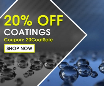 20 Off Coatings