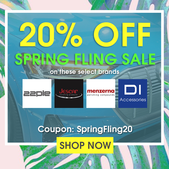20 Off Spring Fling Sale
