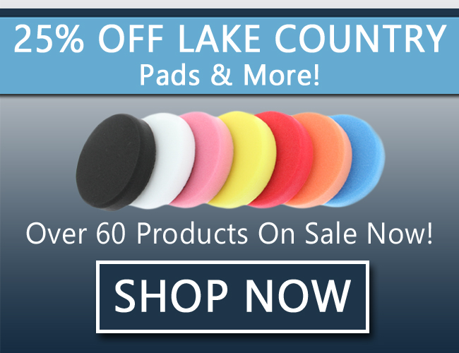25% Off Lake Country & More - Over 60 Products On Sale Now! Shop Now