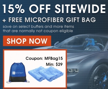 15 Off Sitewide  Free Microfiber Gift Bag