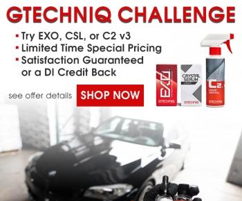 Gtechniq Challenge