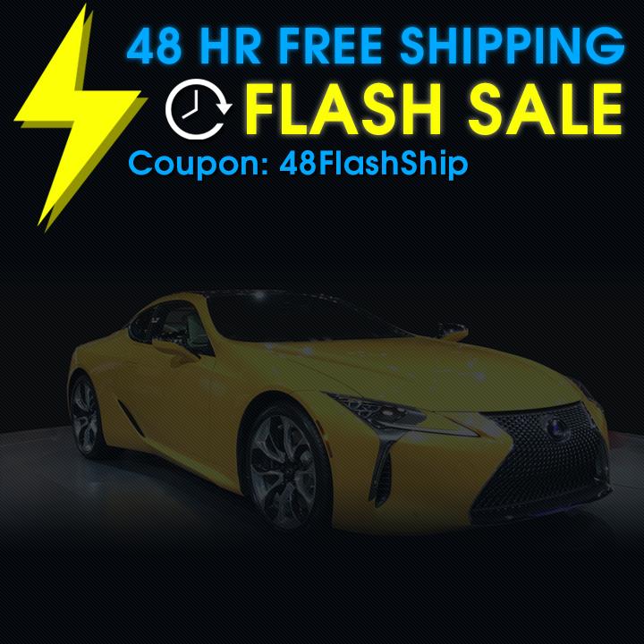 48 Hour Free Shipping Flash Sale - Coupon 48FlashShip