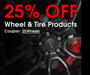 25 Off Wheel  Tire Products