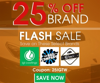 25 Off Brand Flash Sale IGL The Rag Company  Wowos