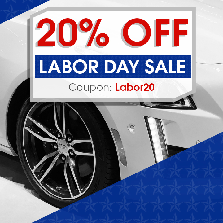 20% Off Labor Day Sale - Coupon Labor20