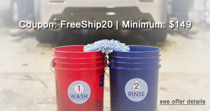 Coupon: FreeShip20 - Minimum: $149 - see offer details