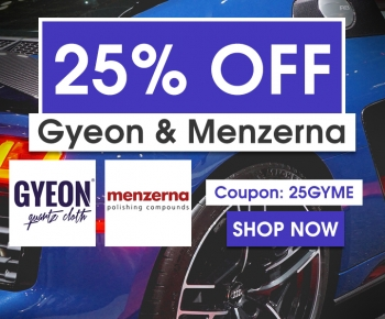 25 Off Gyeon  Menzerna